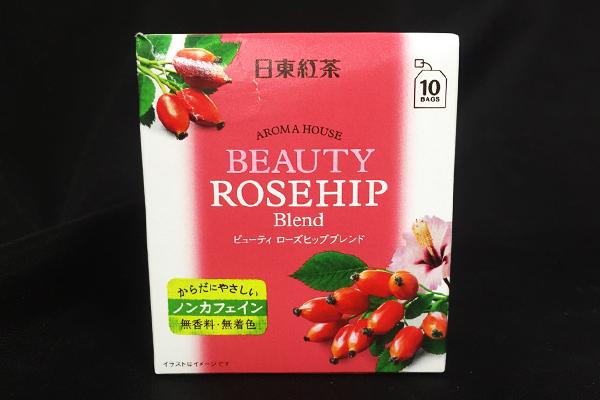 日東紅茶 ローズヒップティー