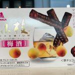 大人のほろ酔いチョコレート「小枝プレミアム<梅酒>」