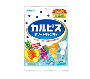 「カルピス」アソートキャンディ 商品写真