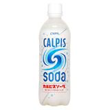 「カルピス」ソーダ 500mlペットボトル 8本セット