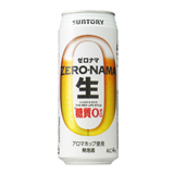 ゼロナマ 1ケース(24本ロング缶)